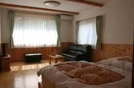 山中湖ペンション客室