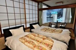 鬼怒川ホテル客室3