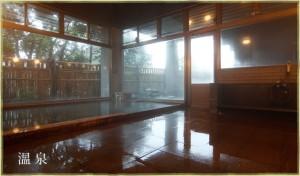 霧島温泉 純和風旅館温泉浴場