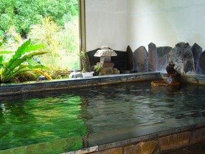 霧島温泉貸し切り風呂2