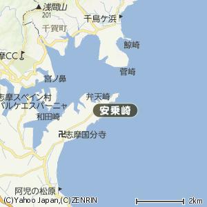 志摩阿児町マップ