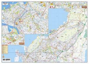 昭文社の都市地図 沖縄県那覇市