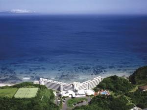 下田旅館海一望