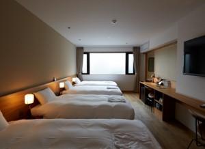京都ホテル客室