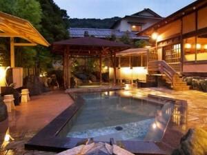 熱海温泉露天風呂