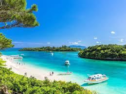 石垣島 風景 綺麗な海岸
