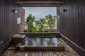 小浜温泉旅館温泉貸し切り風呂