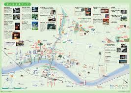 下呂温泉観光マップ