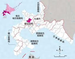 俱知安町地図