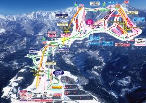西日本最大のスキー温泉リゾート