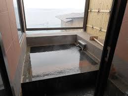熱海温泉旅館貸し切り風呂