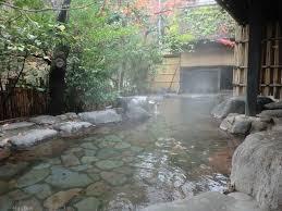 2黒川温泉温泉旅館露天風呂
