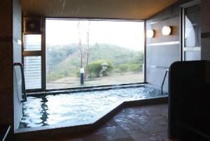 真鶴ホテル大浴場