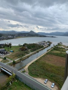 京丹後ホテル眺望