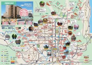 京都観光マップ3