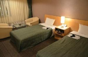 彦根ホテル客室2