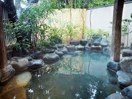 下呂温泉旅館貸し切り温泉風呂