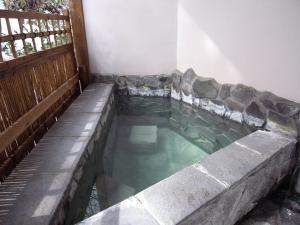 草津温泉貸し切り風呂