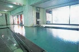 小浜温泉旅館温泉浴場