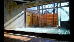 日光ホテル温泉浴場