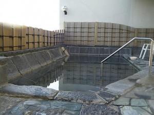 温泉浴場、露天風呂