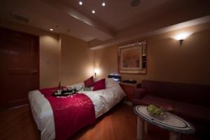 渋谷ホテル客室