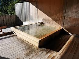 箱根温泉旅館露天風呂